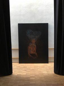 So? 2016  oil on canvas, 150x200cm